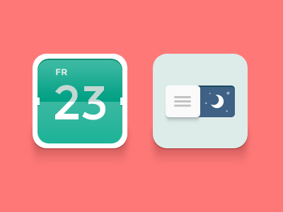 icons-calender-sleep-flat