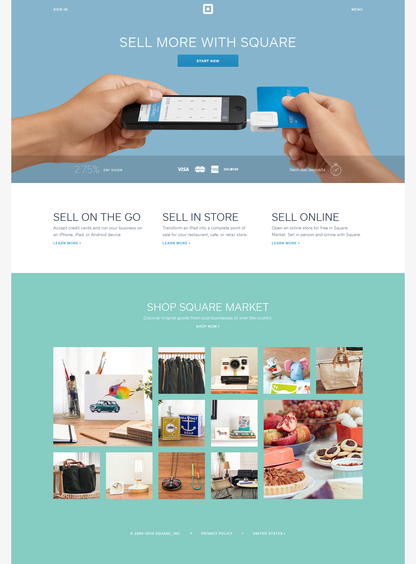 square-flat-website-design-full-page