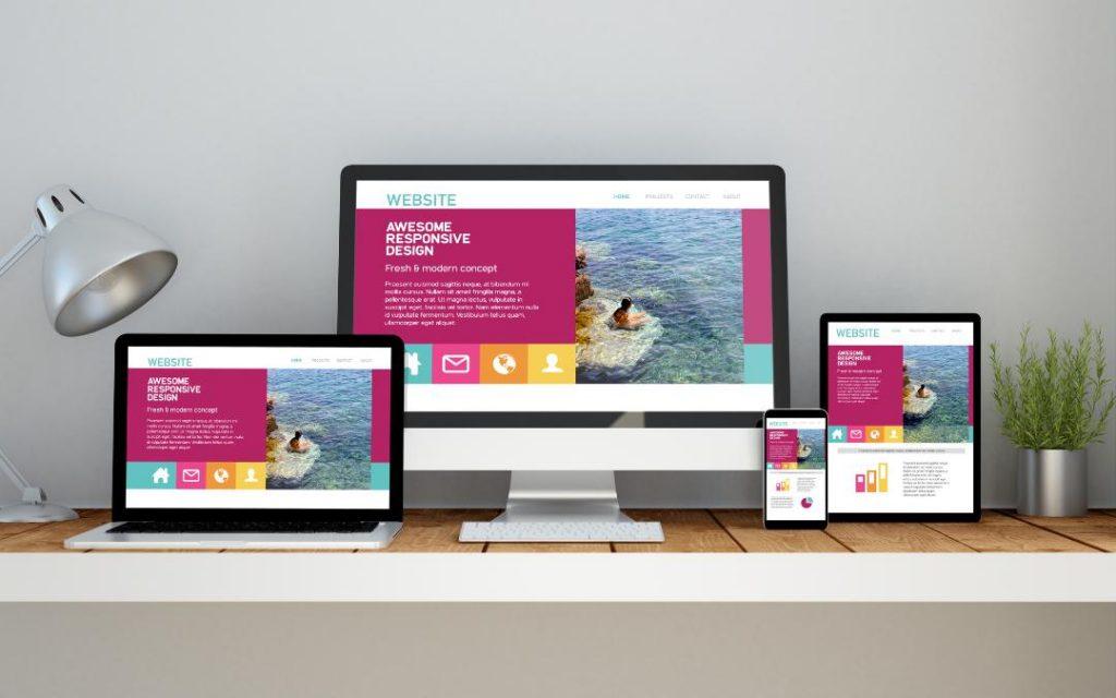 10 web design trends to make good website
