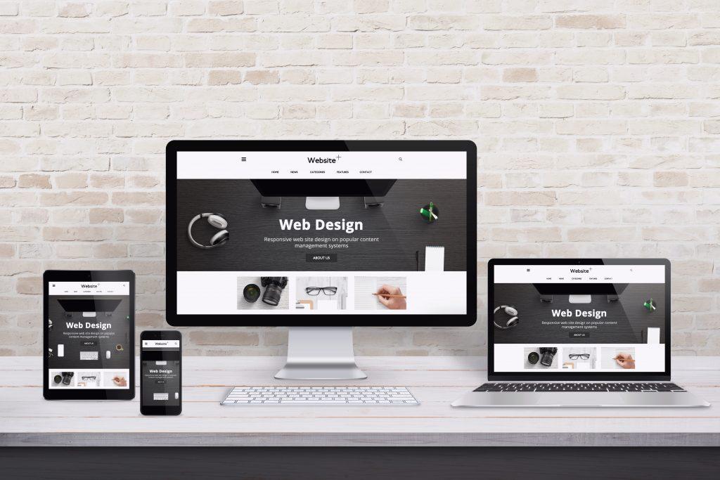 minimalist web design 2019
